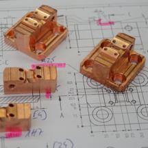 3D data milling Cu-OFE