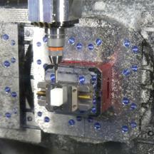 3D data milling