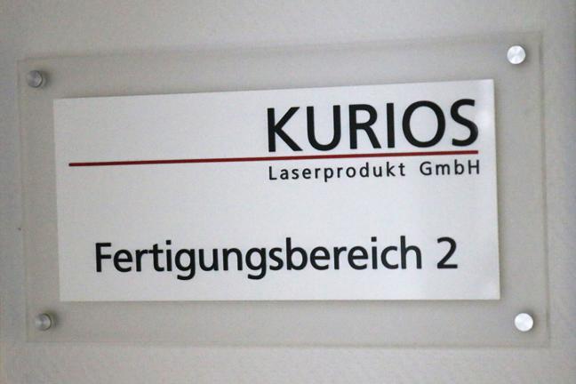 KURIOS production area 2