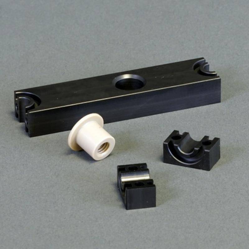 5-axis milling CFR PEEK