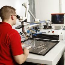 Jobs laser fine welder