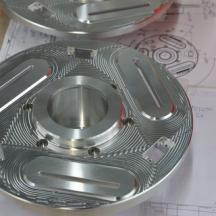 5-Achs-Fräsen-Aluminium