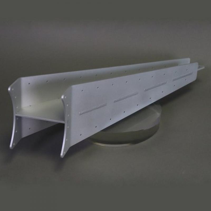 Laserschweißen Aluminium Blechbaugruppe
