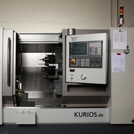 Turning CNC turning