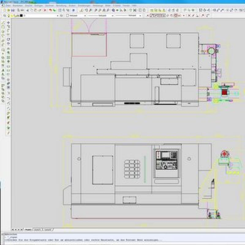 Konstruktion mit BricsCAD