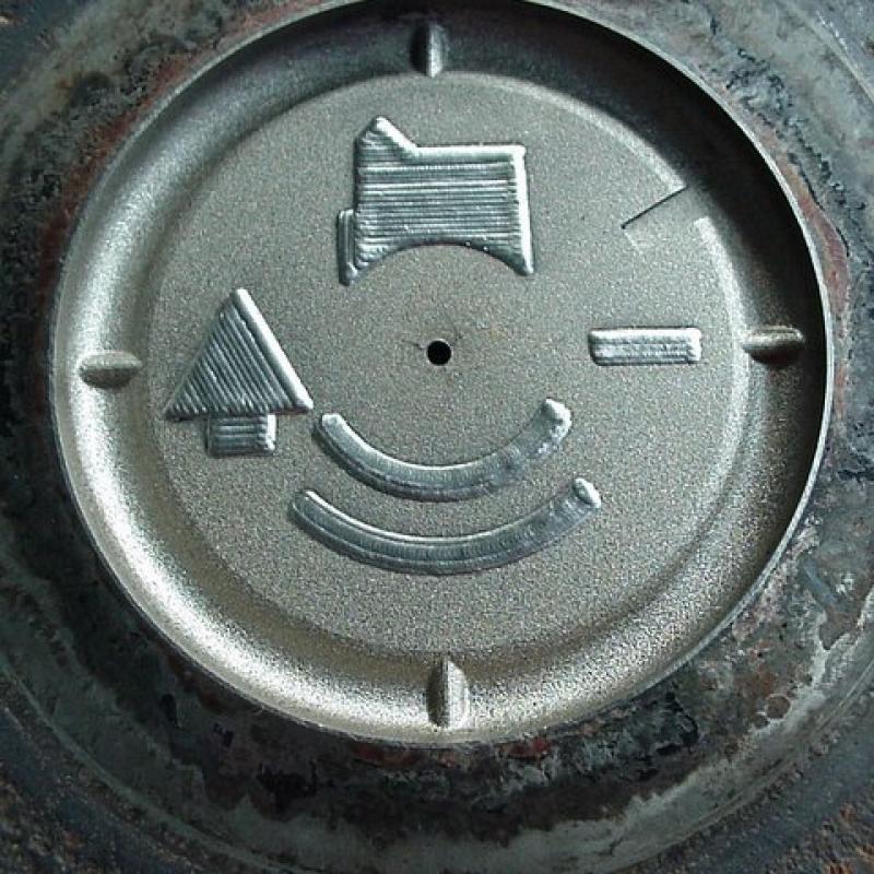 Laser welding engravings