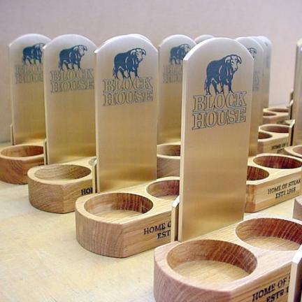 HSC milling natural materials cruet stan