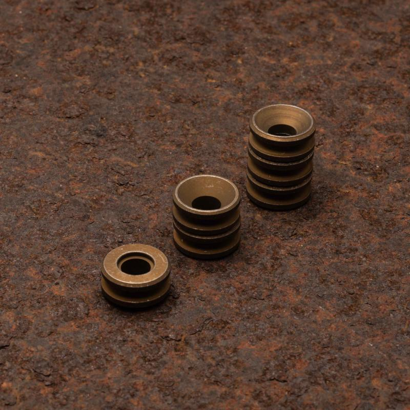 Basic Bead Titanium Rusty