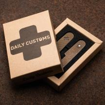 Packaging Daily Customs