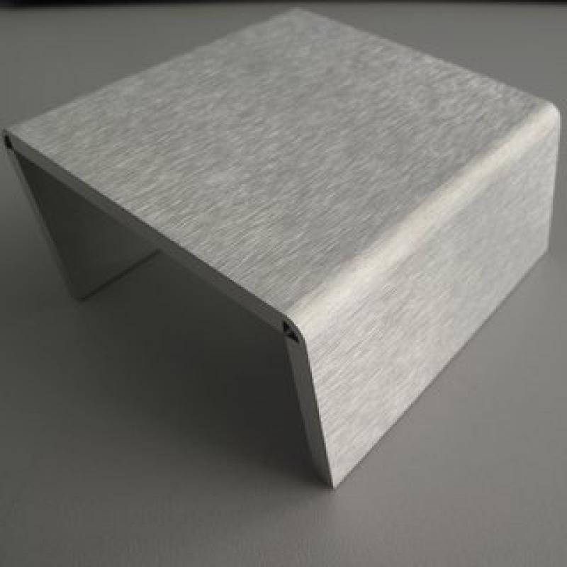 Hydr. bending aluminium