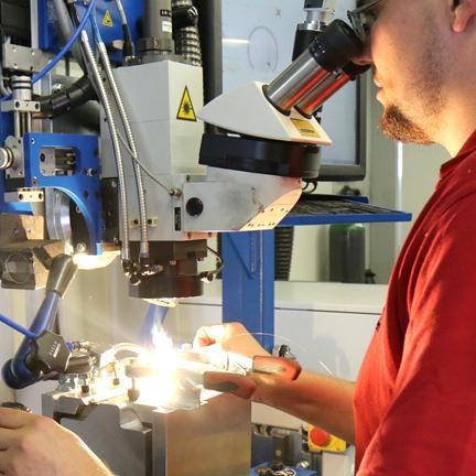 5-axis laser welding