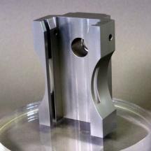 HSC-Fräsen_Aluminiumschlitten