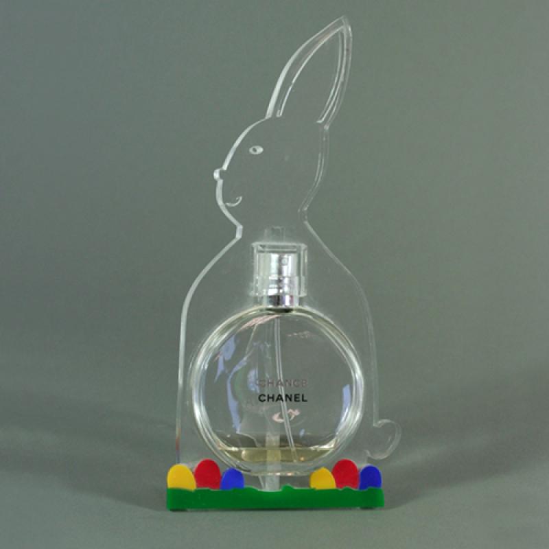 Acrylglas-Chanel