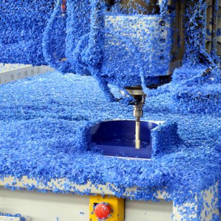 HSC milling Hamburg